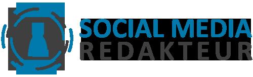 Social Media Redakteur Logo